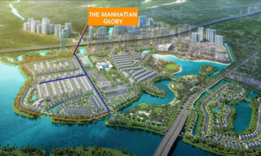 THE MANHATTAN GLORY - #VINHOMES GRAND PARK